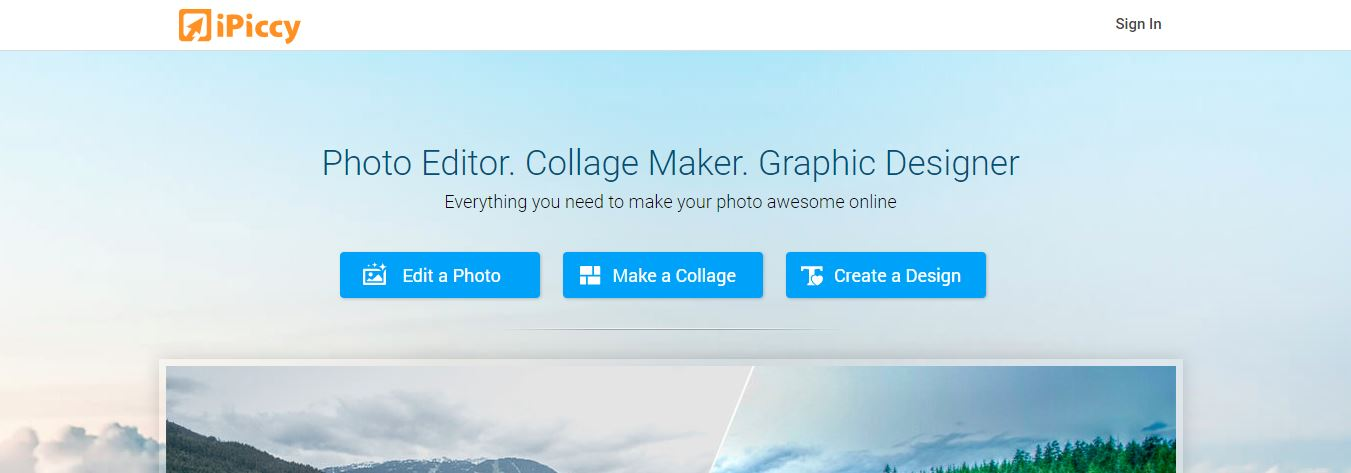 ipiccy-free-image-editing-software