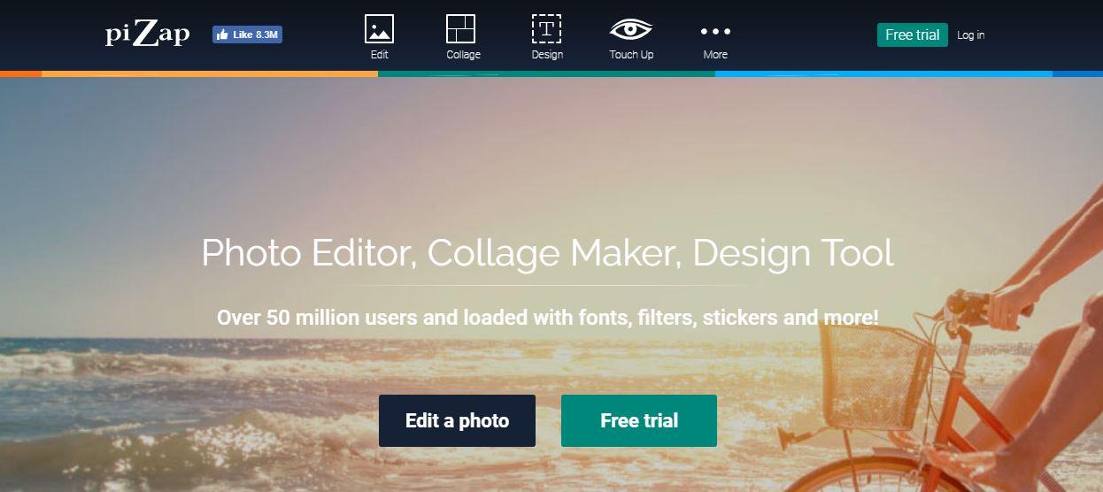 pizap-edit-images-online-free